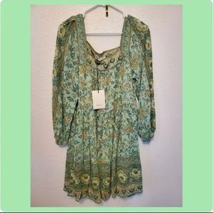 NWT Spell & The Gypsy Collective Folk Song Tunic